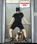 Oppa Gotham Style